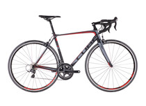 Cube Agree GTC SLT velo route 2-fach gris/rouge